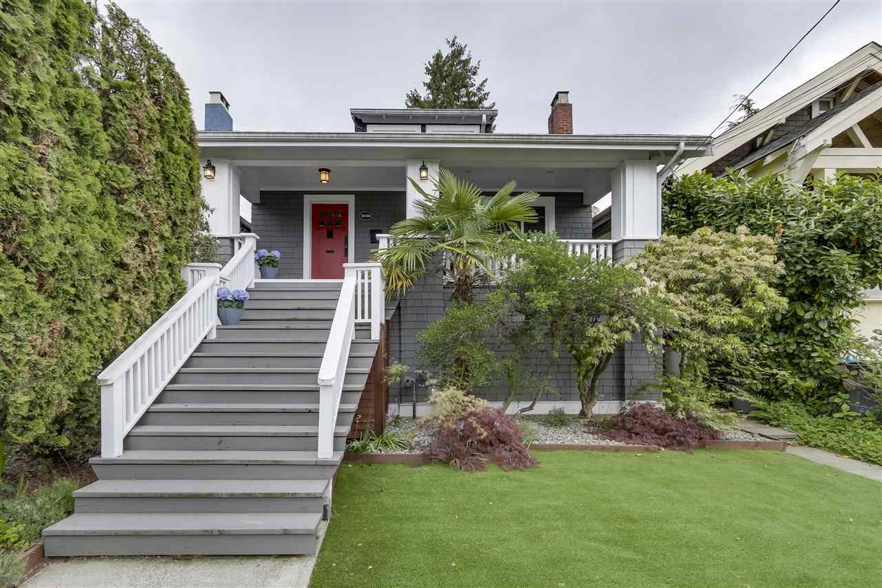 Main Photo: 2036 STEPHENS Street in Vancouver: Kitsilano House for sale (Vancouver West)  : MLS®# R2266351
