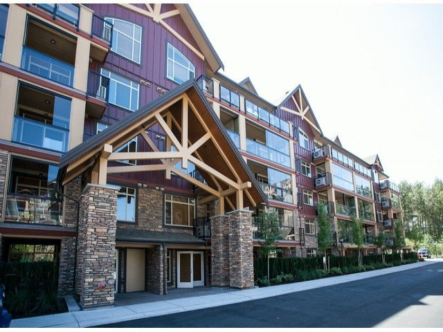 "Main Photo: 233 8067 207 Street in Langley: Willoughby Heights Condo for sale in ""Yorkson Creek"" : MLS®# R2271151"