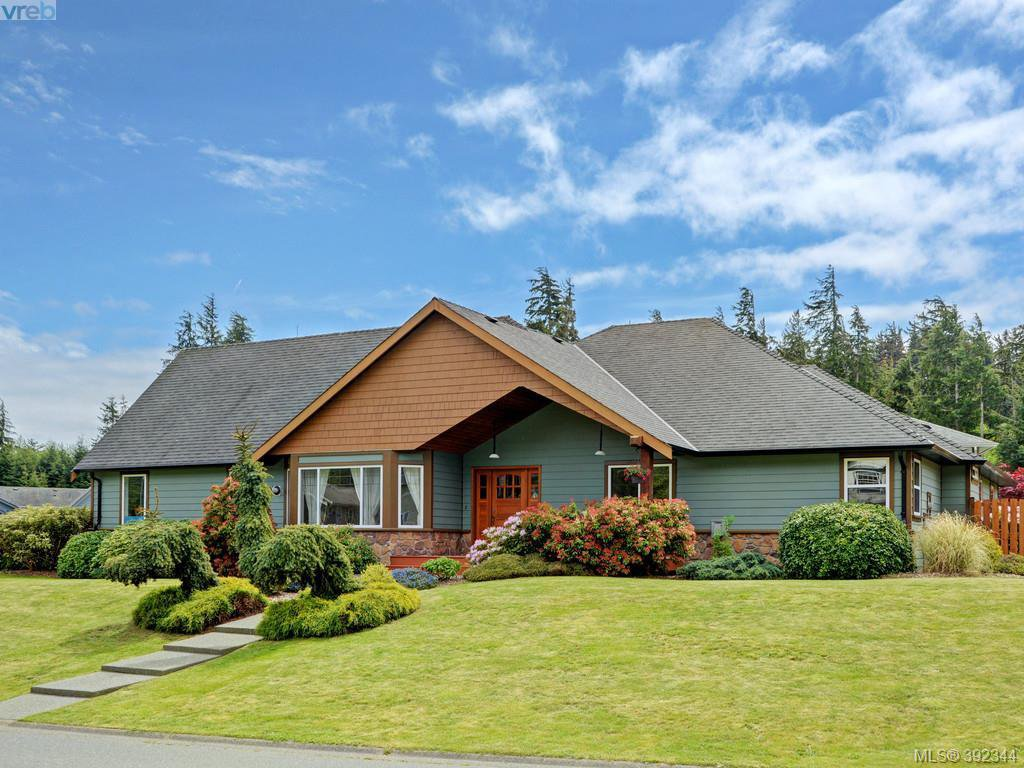 Main Photo: 7147 Jacksons Pl in SOOKE: Sk Whiffin Spit House for sale (Sooke)  : MLS®# 788501
