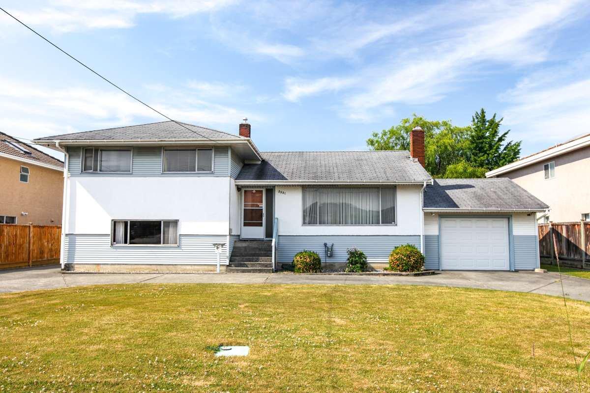 Main Photo: 5531 WALTON Road in Richmond: Riverdale RI House for sale : MLS®# R2280862