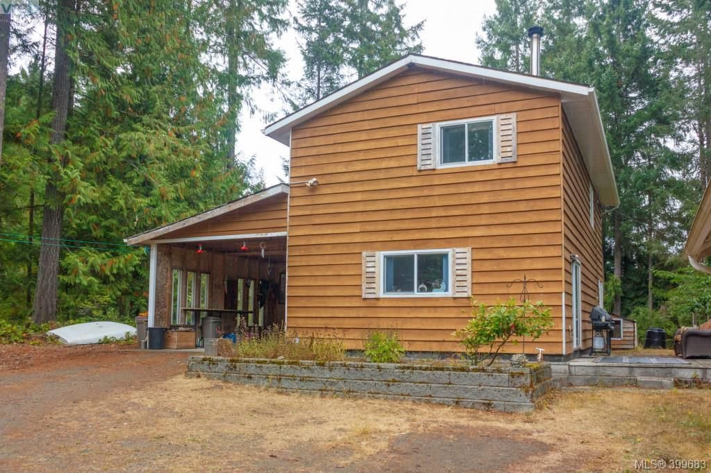 Main Photo: 2634 Wylde wood Ave in SHAWNIGAN LAKE: ML Shawnigan Single Family Detached for sale (Malahat & Area)  : MLS®# 797479