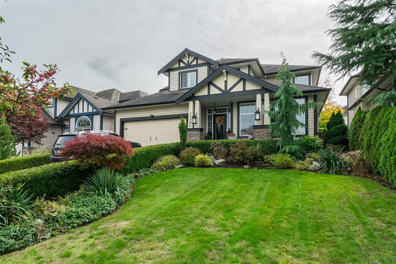 """Main Photo: 22380 50 Avenue in Langley: Murrayville House for sale in """"MURRAYVILLE"""" : MLS®# R2314692"""