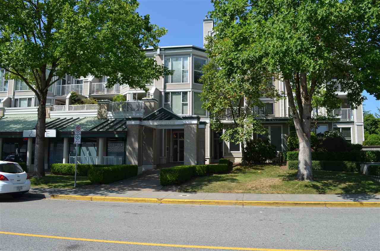 "Main Photo: 309 12155 191B Street in Pitt Meadows: Central Meadows Condo for sale in ""EDGE PARK MANOR"" : MLS®# R2331027"