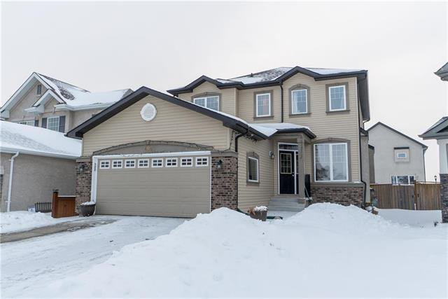 Main Photo: 202 Moonbeam Way in Winnipeg: Sage Creek Residential for sale (2K)  : MLS®# 1900698