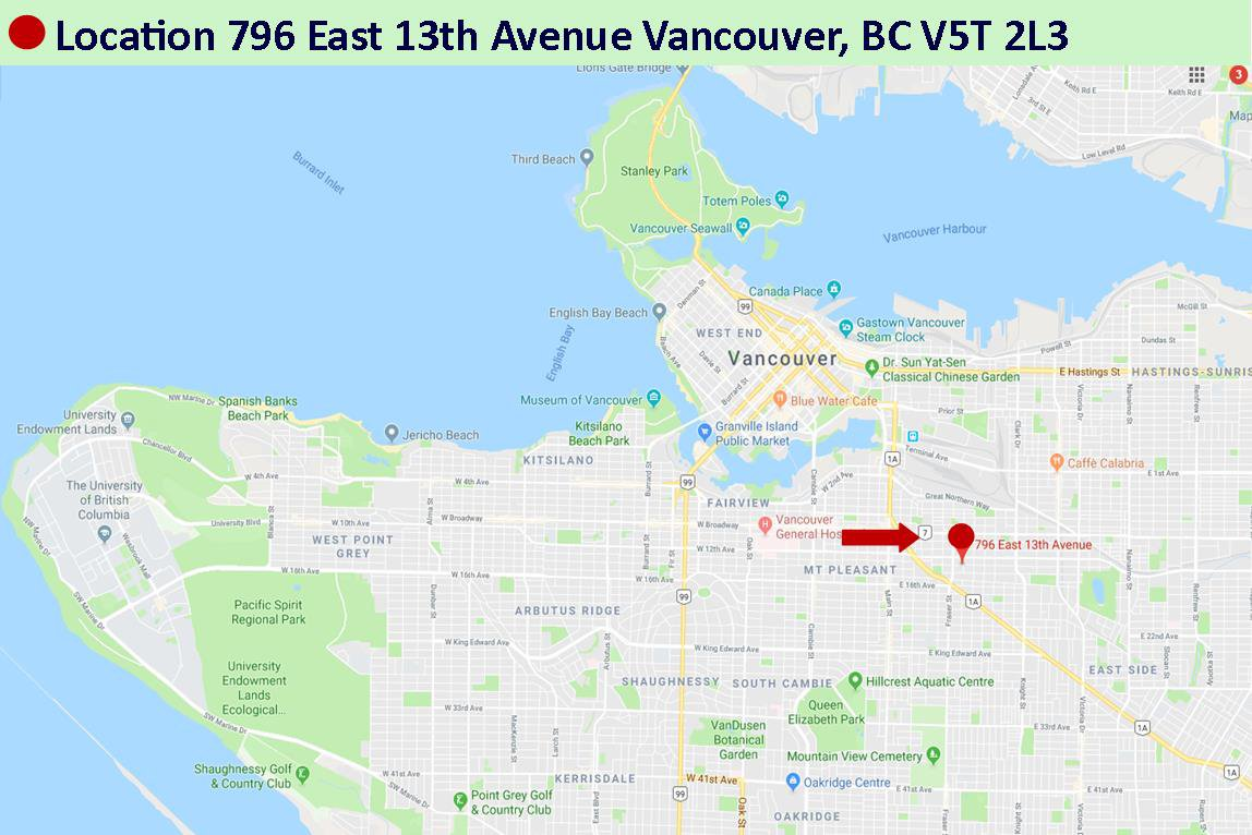Photo 23: Photos: 796 E 13TH Avenue in Vancouver: Mount Pleasant VE House for sale (Vancouver East)  : MLS®# R2344961