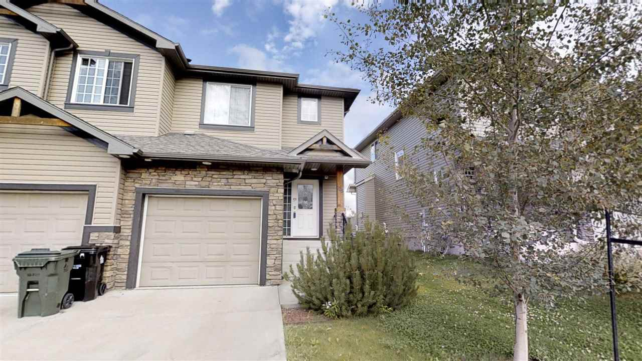 Main Photo: 128 MCLAUGHLIN Drive: Spruce Grove House Half Duplex for sale : MLS®# E4151625