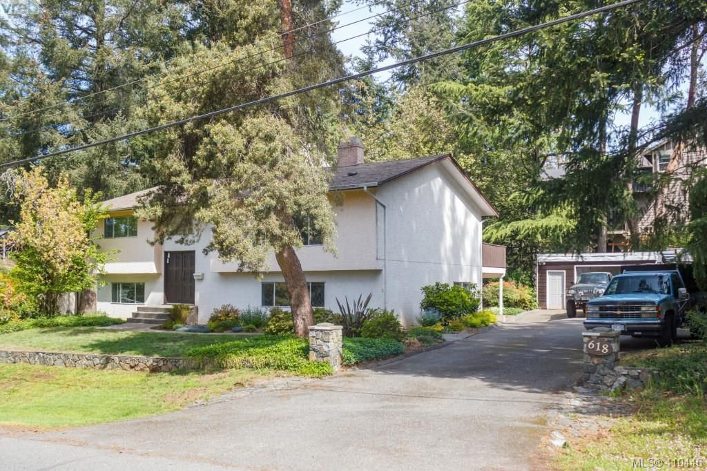 Main Photo: 618 Goldie Avenue in VICTORIA: La Thetis Heights Single Family Detached for sale (Langford)  : MLS®# 410446
