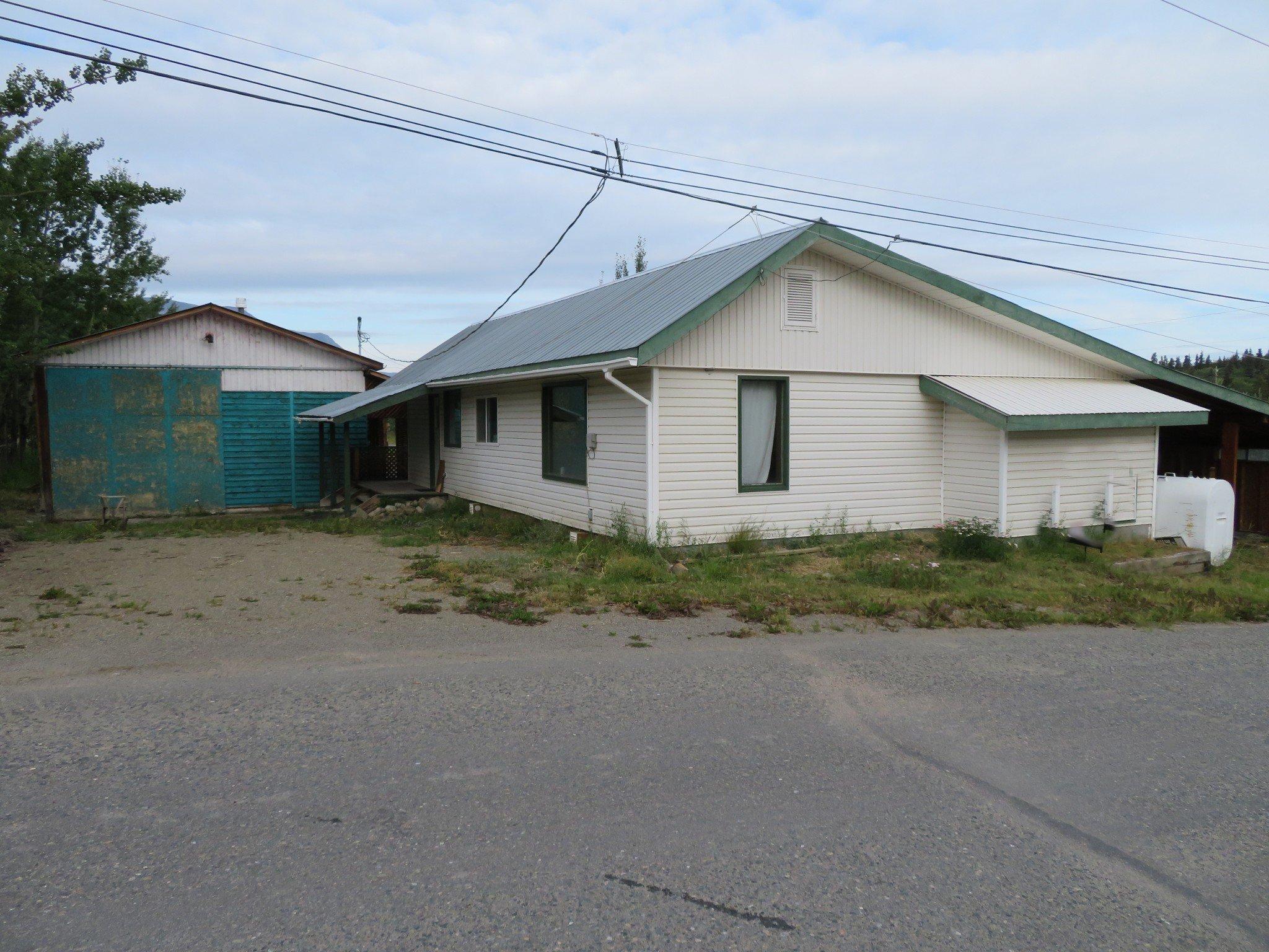 Main Photo: PARCEL A - LOT 12 3RD Street: Atlin House for sale (Terrace (Zone 88))  : MLS®# R2382580