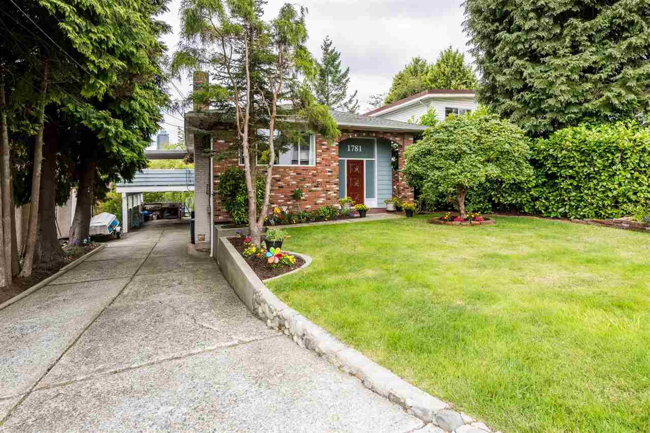 Photo 1: Photos: 1781 HOWARD Avenue in Burnaby: Parkcrest House for sale (Burnaby North)  : MLS®# R2386197