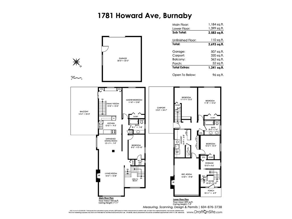 Photo 20: Photos: 1781 HOWARD Avenue in Burnaby: Parkcrest House for sale (Burnaby North)  : MLS®# R2386197