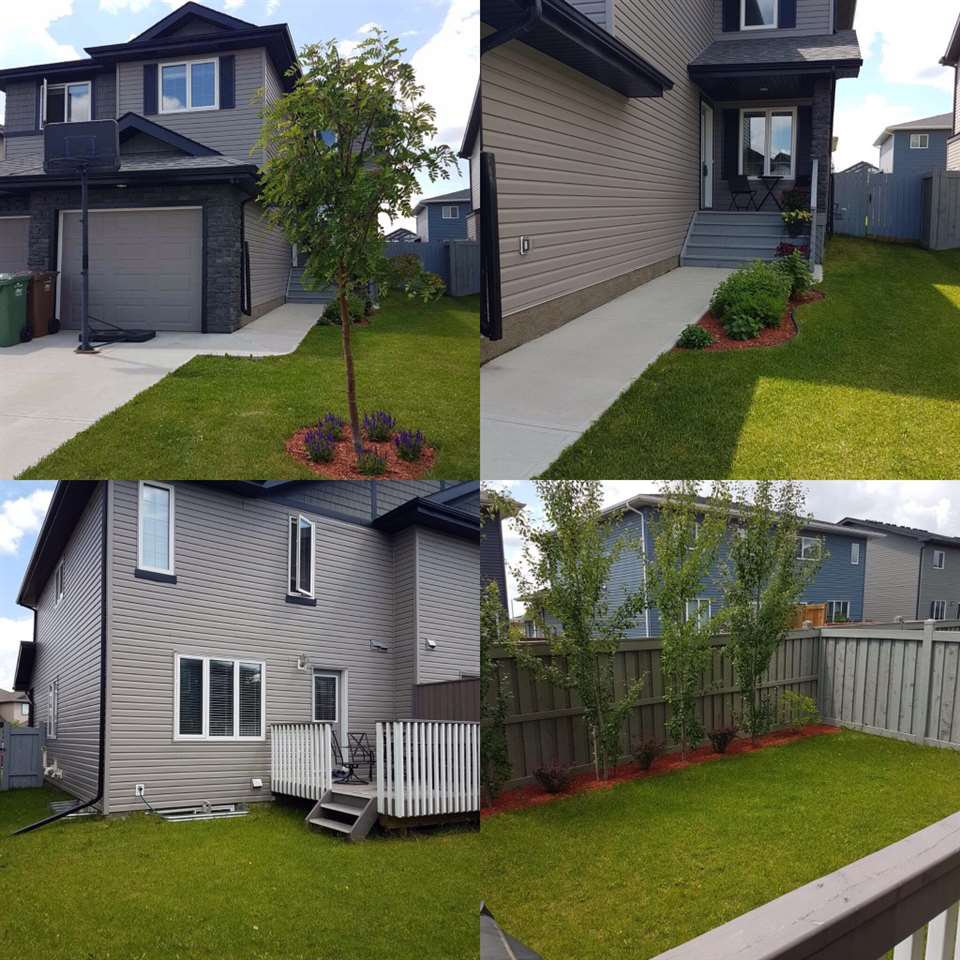 Main Photo: 42 RED TAIL Way: St. Albert House Half Duplex for sale : MLS®# E4167396
