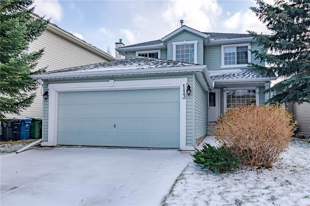 Main Photo: 113 DOUGLAS GLEN Garden SE in Calgary: Douglasdale/Glen Detached for sale : MLS®# C4274280