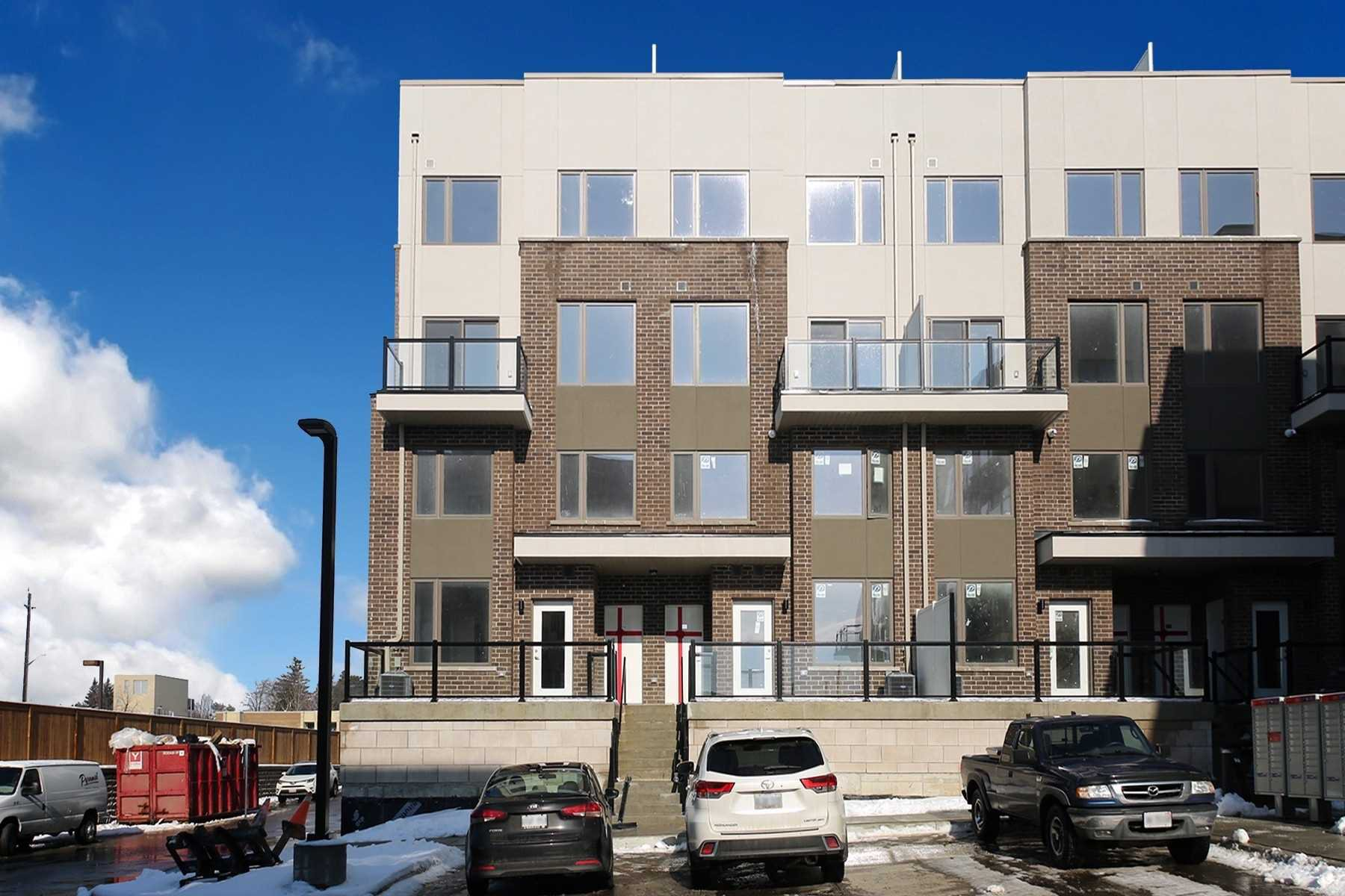 Main Photo: 223 1460 Whites Road in Pickering: Woodlands Condo for lease : MLS®# E4754958