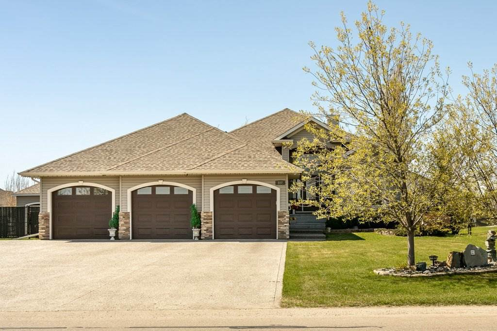 Main Photo: 227 GREENFIELD Way: Fort Saskatchewan House for sale : MLS®# E4197546