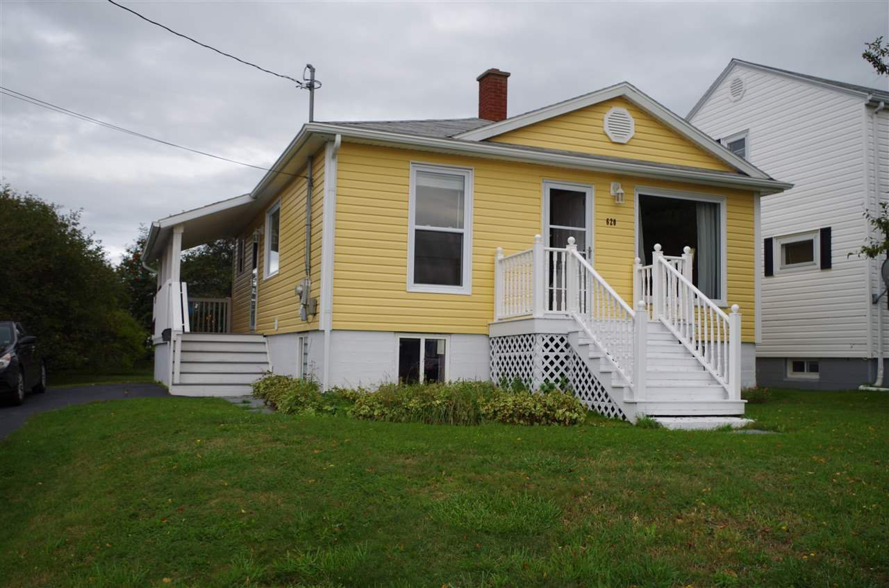 Main Photo: 620 Acadia Street in New Waterford: 204-New Waterford Residential for sale (Cape Breton)  : MLS®# 202018970