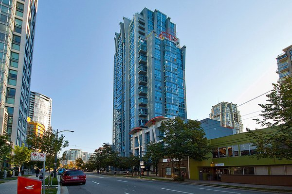Main Photo: 508 1238 SEYMOUR Street in Vancouver: Downtown VW Condo for sale (Vancouver West)  : MLS®# V895888