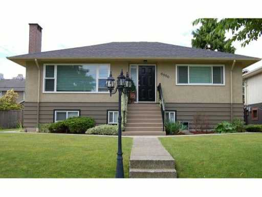 Main Photo: 6960 BRYANT Court in Burnaby: Upper Deer Lake House for sale (Burnaby South)  : MLS®# V898503