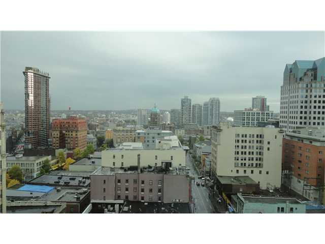 Main Photo: 1709 438 SEYMOUR Street in Vancouver: Downtown VW Condo for sale (Vancouver West)  : MLS®# V916524