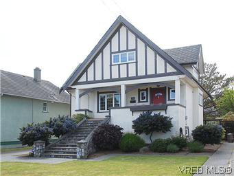 Main Photo: 50 Howe St in VICTORIA: Vi Fairfield West Single Family Detached for sale (Victoria)  : MLS®# 590110
