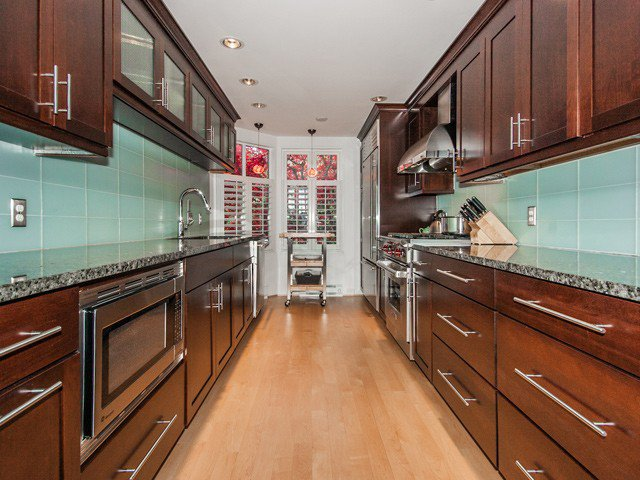 Photo 3: Photos: 1153 W 7TH Avenue in Vancouver: Fairview VW Condo for sale (Vancouver West)  : MLS®# V979388