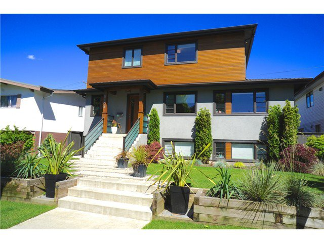 Main Photo: 5188 SHERBROOKE Street in Vancouver: Knight House for sale (Vancouver East)  : MLS®# V1062789