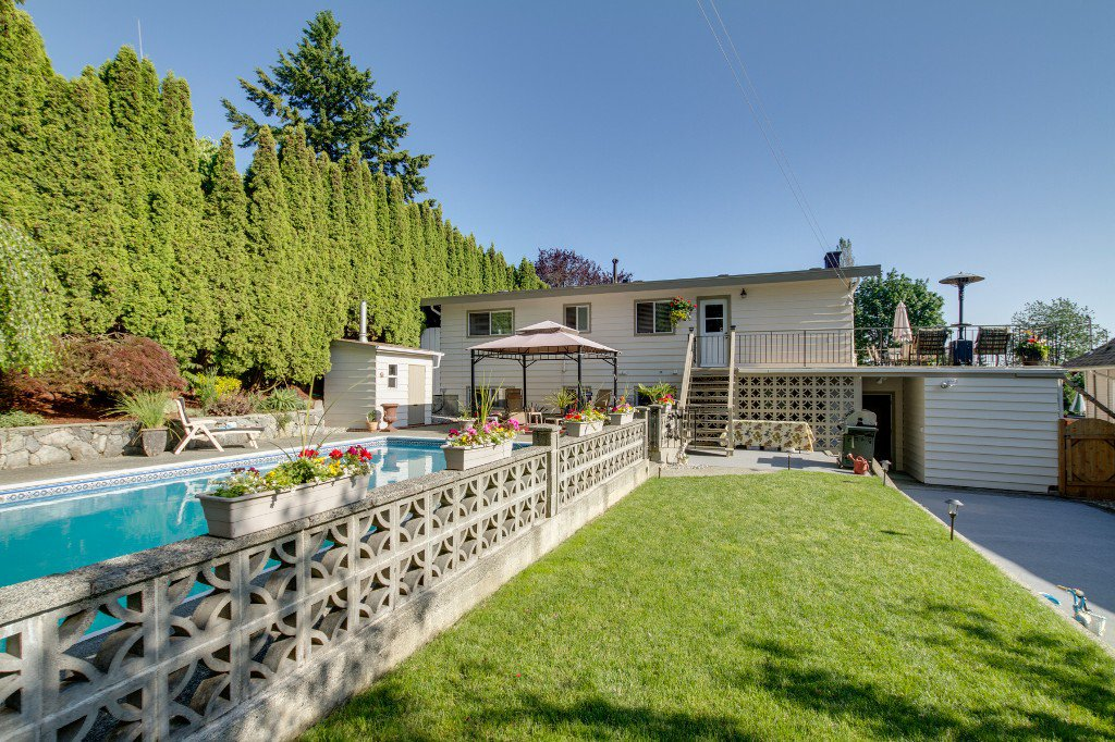 Photo 35: Photos: 1985 PETERSON Avenue in Coquitlam: Cape Horn House for sale : MLS®# V1067810