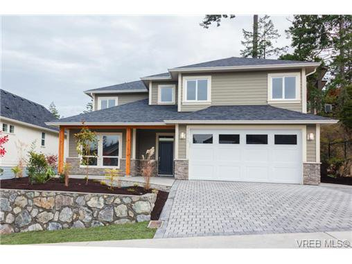 Main Photo: 3649 Coleman Place in VICTORIA: Co Latoria Single Family Detached for sale (Colwood)  : MLS®# 343522
