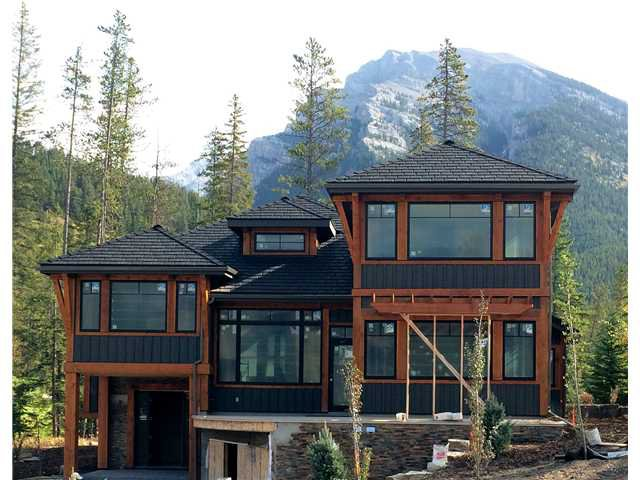 Main Photo: 608 SILVERTIP Road: Canmore House for sale : MLS®# C3651214