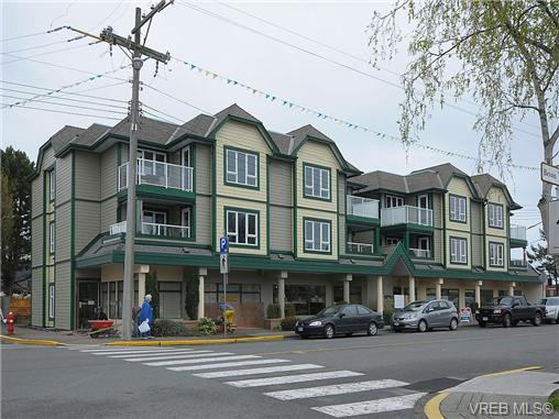 Main Photo: 304 2510 Bevan Ave in SIDNEY: Si Sidney South-East Condo Apartment for sale (Sidney)  : MLS®# 715405