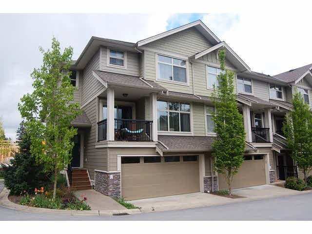 """Main Photo: 10 22225 50 Avenue in Langley: Murrayville Townhouse for sale in """"Murray's Landing"""" : MLS®# R2017625"""