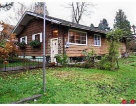 Main Photo: 33688 BUSBY Road in Abbotsford: Central Abbotsford House for sale : MLS®# R2037948