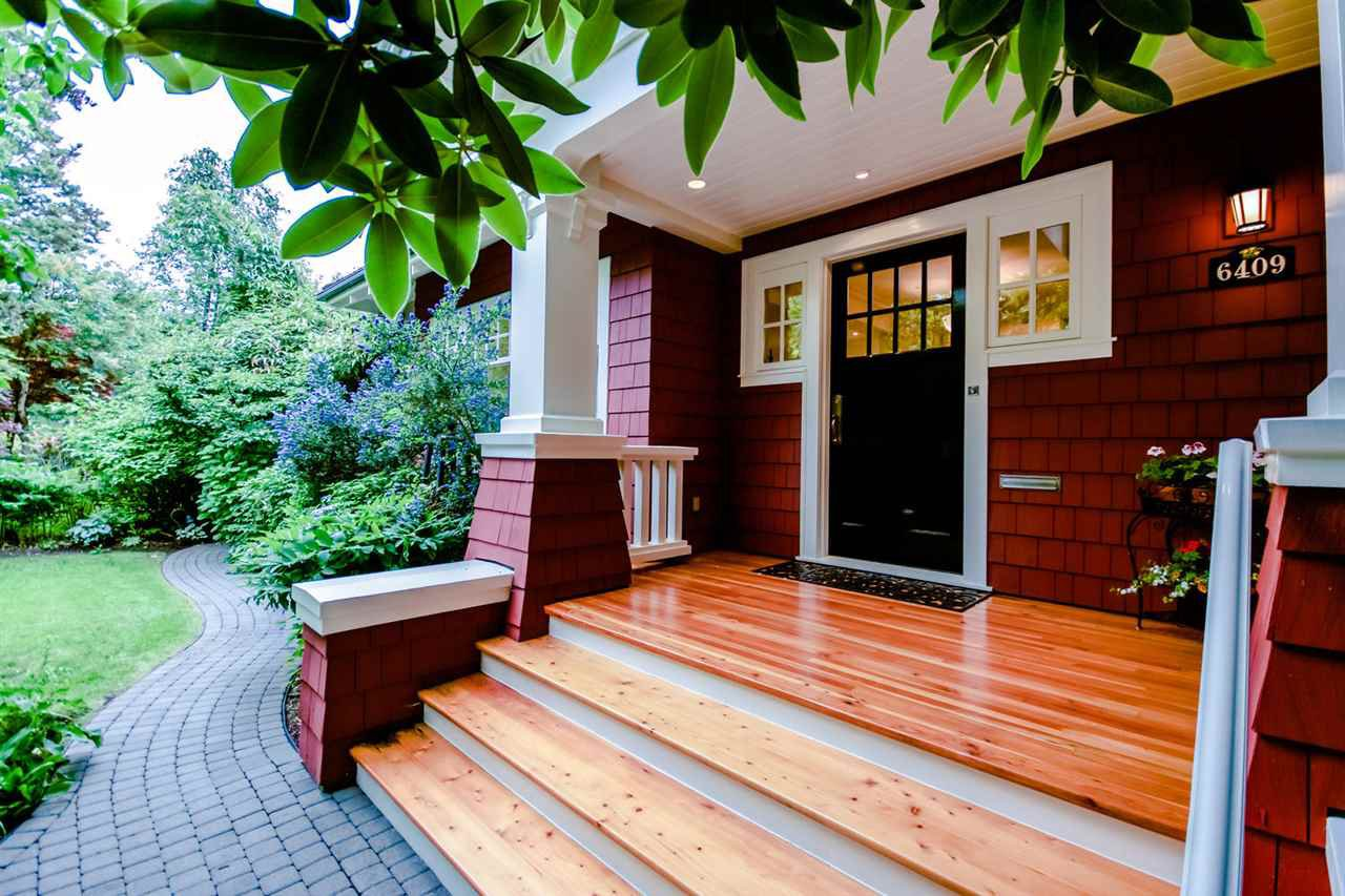 Main Photo: 6409 MCCLEERY Street in Vancouver: Kerrisdale House for sale (Vancouver West)  : MLS®# R2071587