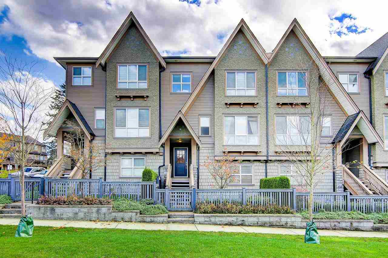 Main Photo: 12 10489 DELSOM Crescent in Delta: Nordel Townhouse for sale (N. Delta)  : MLS®# R2122642