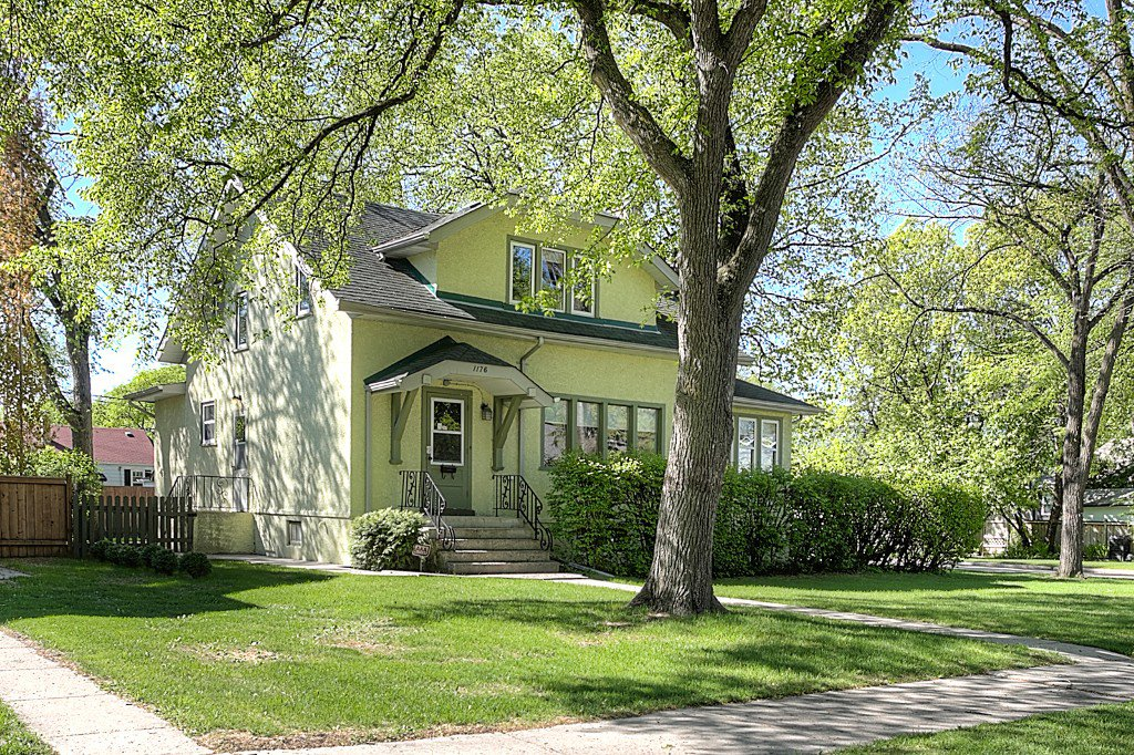 Main Photo: 1176 McMillan Avenue in Winnipeg: Crescentwood Single Family Detached for sale (1Bw)  : MLS®# 1713003