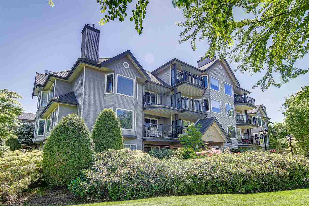 "Main Photo: 203 3770 MANOR Street in Burnaby: Central BN Condo for sale in ""CASCADE WEST"" (Burnaby North)  : MLS®# R2170827"