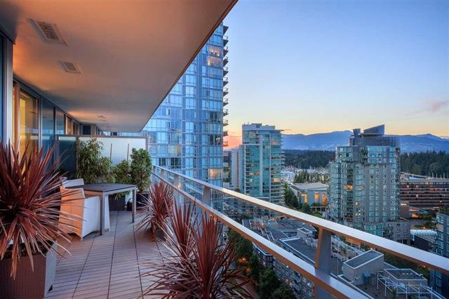 "Main Photo: 1602 1499 W PENDER Street in Vancouver: Coal Harbour Condo for sale in ""WEST PENDER PLACE"" (Vancouver West)  : MLS®# R2174689"