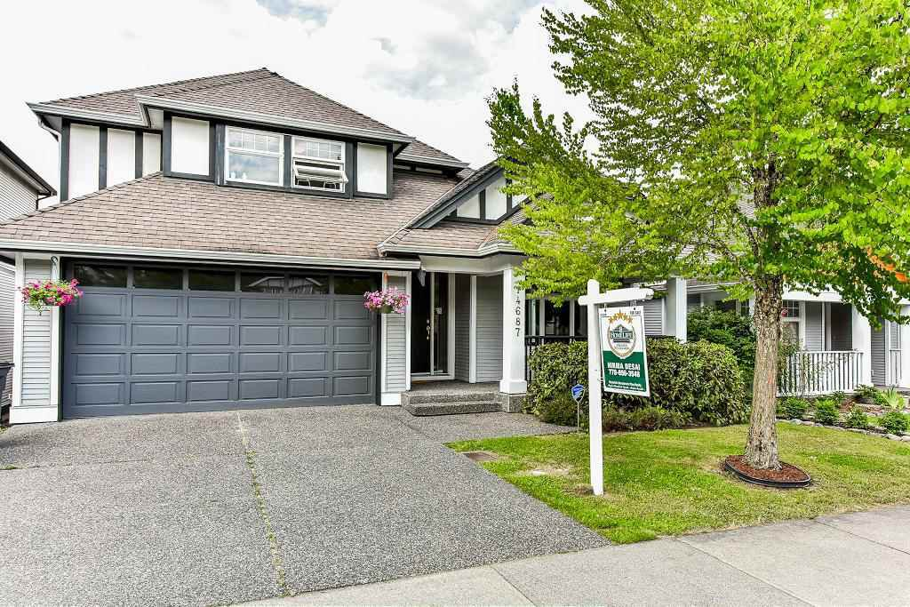 "Main Photo: 14687 75 Avenue in Surrey: East Newton House for sale in ""Harvest Wynde"" : MLS®# R2174852"