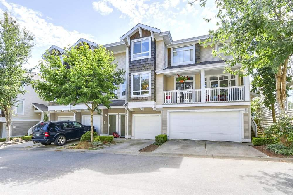 """Main Photo: 19 15030 58 Avenue in Surrey: Sullivan Station Townhouse for sale in """"SUMMER LEAF"""" : MLS®# R2186137"""