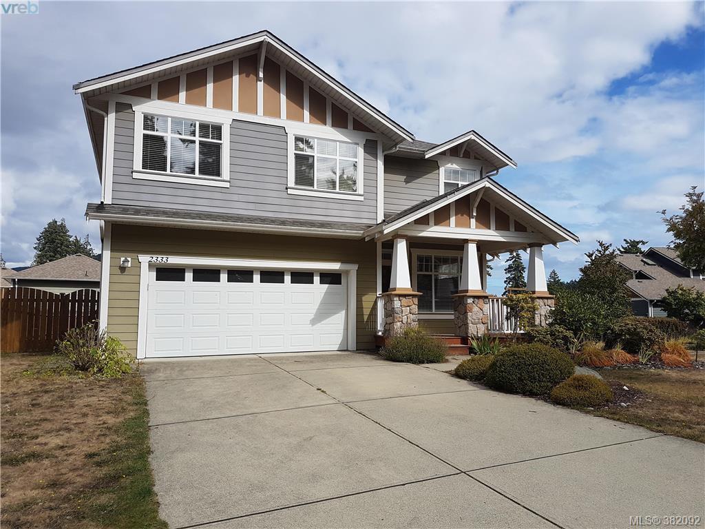 Main Photo: 2333 Demamiel Pl in SOOKE: Sk Sunriver House for sale (Sooke)  : MLS®# 767599