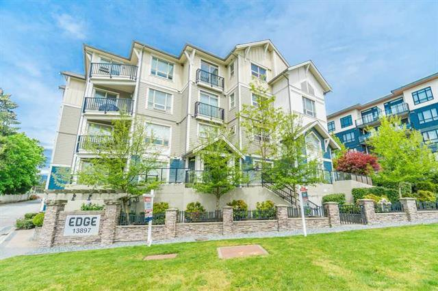 Main Photo: 409 13897 Fraser Highway in Surrey: Whalley Condo for sale : MLS®# R2208513