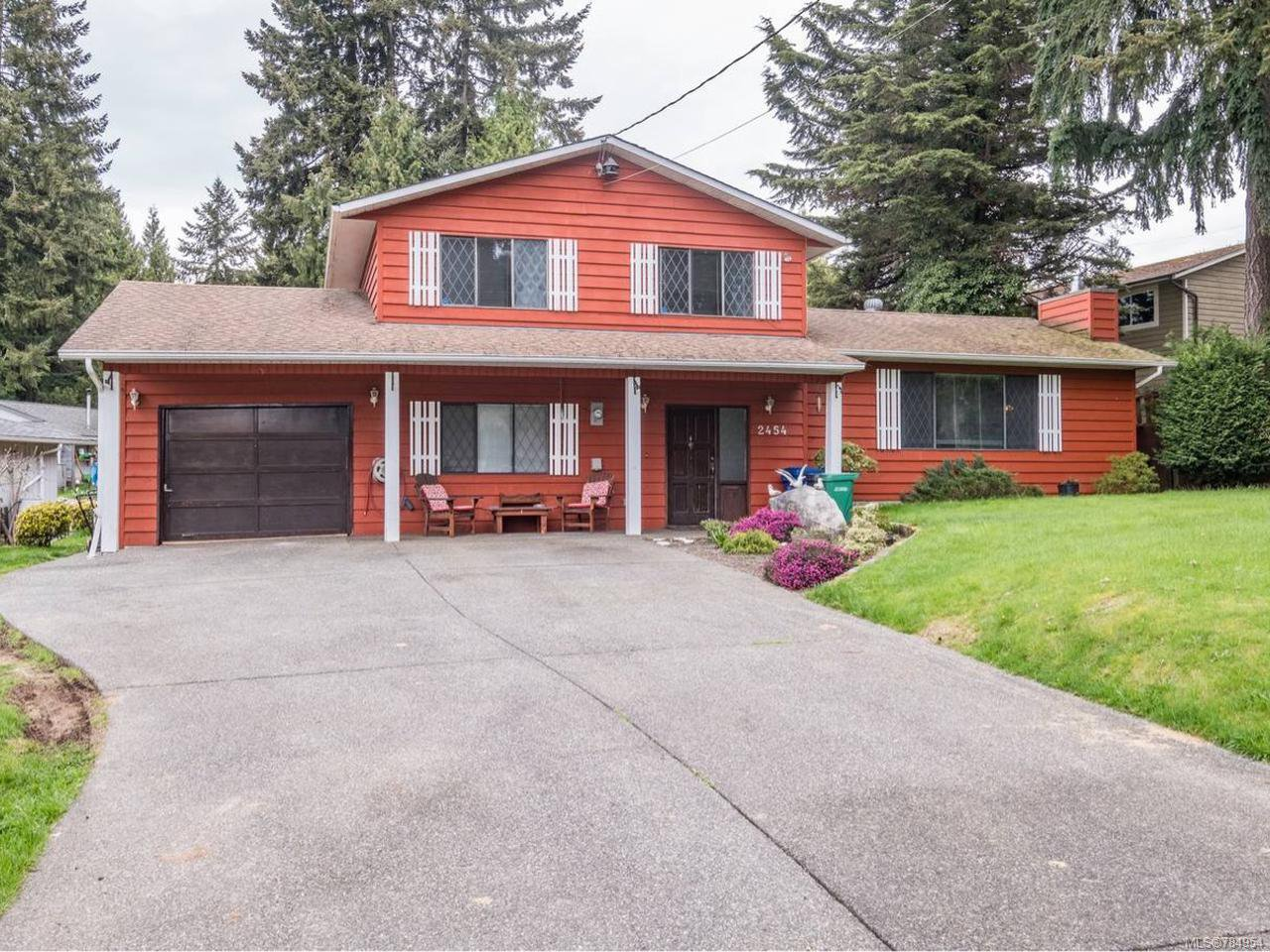 Main Photo: 2454 Jeans Way in NANAIMO: Na Diver Lake House for sale (Nanaimo)  : MLS®# 784954