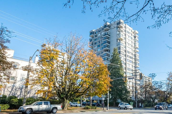 """Main Photo: 1405 740 HAMILTON Street in New Westminster: Uptown NW Condo for sale in """"THE STATESMAN"""" : MLS®# R2319287"""