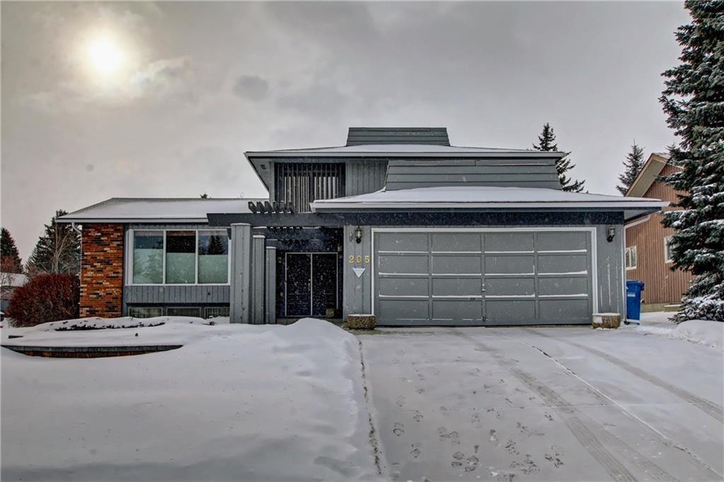 Main Photo: 205 OAKCHURCH Bay SW in Calgary: Oakridge Detached for sale : MLS®# C4225694