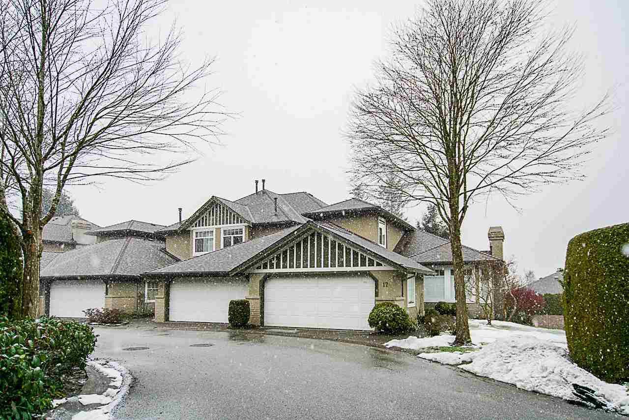 "Main Photo: 17 15151 26 Avenue in Surrey: Sunnyside Park Surrey Townhouse for sale in ""Westglen"" (South Surrey White Rock)  : MLS®# R2346430"