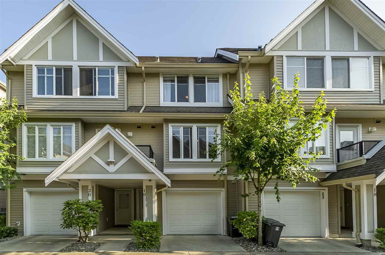 Main Photo: 19 19141 124 Avenue in Pitt Meadows: Mid Meadows Townhouse for sale : MLS®# R2350176