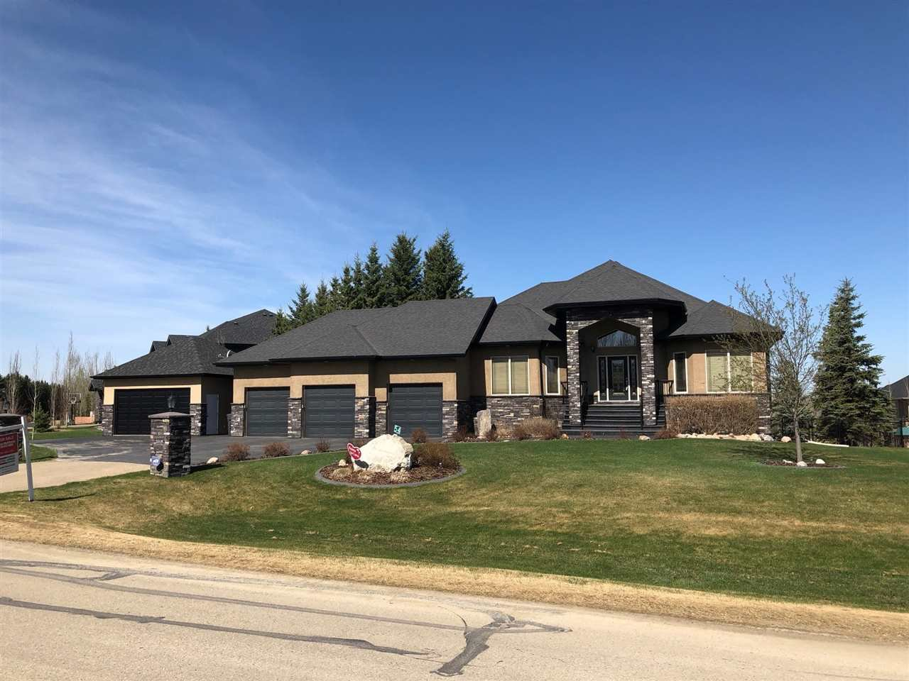 Main Photo: 54 53217 RGE RD 263: Rural Parkland County House for sale : MLS®# E4154236