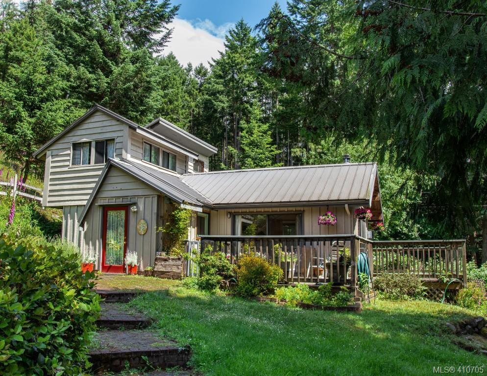 Main Photo: 872 Long Harbour Road in SALT SPRING ISLAND: GI Salt Spring Single Family Detached for sale (Gulf Islands)  : MLS®# 410705