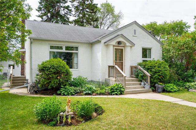 Main Photo: 512 McNaughton Avenue in Winnipeg: Riverview Residential for sale (1A)  : MLS®# 1917720