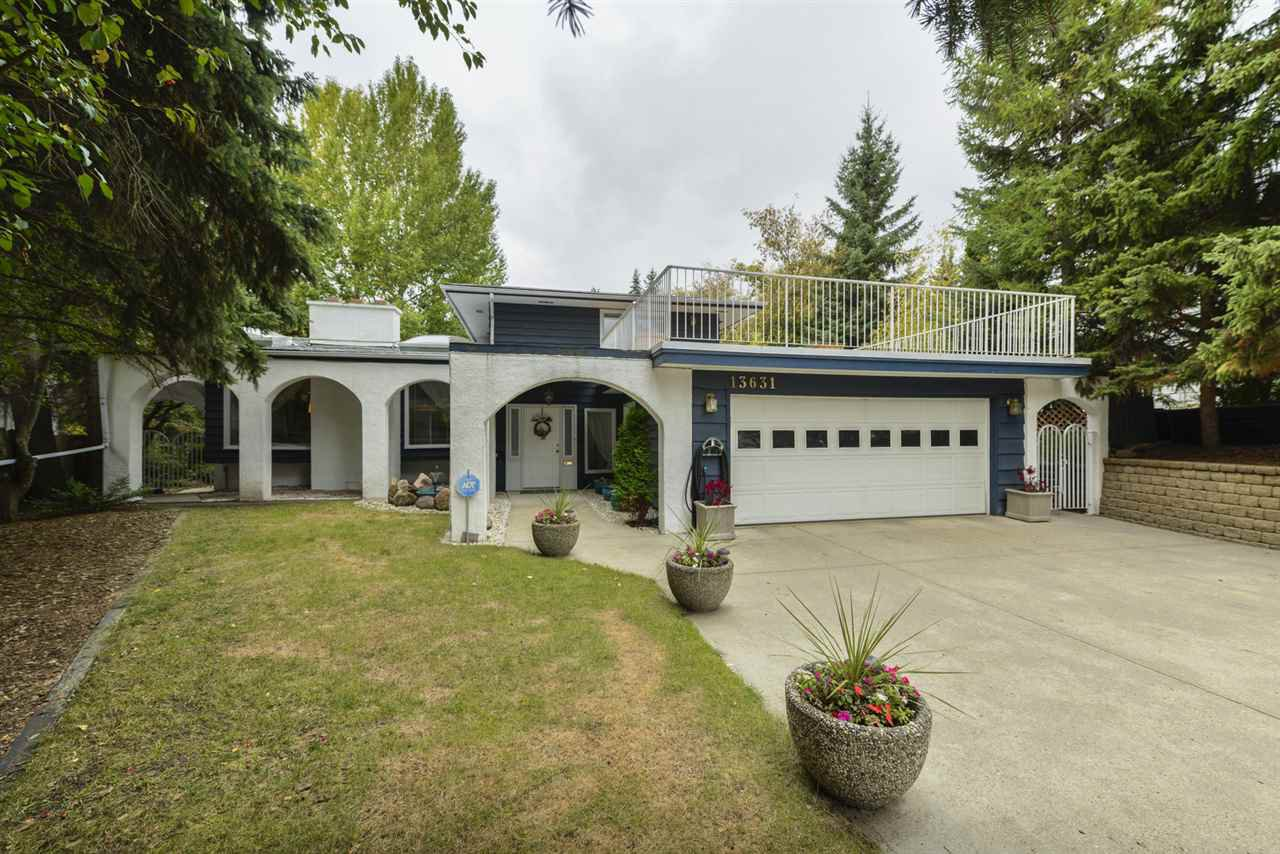 Main Photo: 13631 BUENA VISTA Road in Edmonton: Zone 10 House for sale : MLS®# E4176611