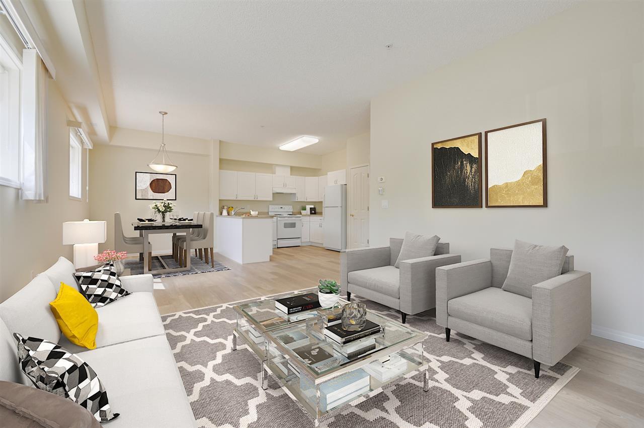 Main Photo: 123 1130 TORY Road in Edmonton: Zone 14 Condo for sale : MLS®# E4219599